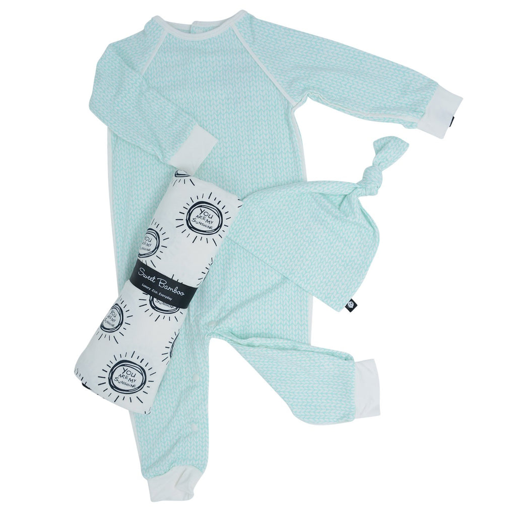 Mint and Sunshine Bundle - Sweet Bamboo