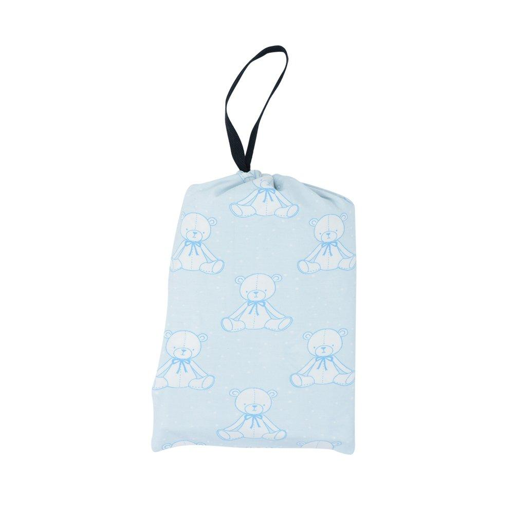 Multi-Purpose Cover-up - Bears Blue sweetbambooclothing