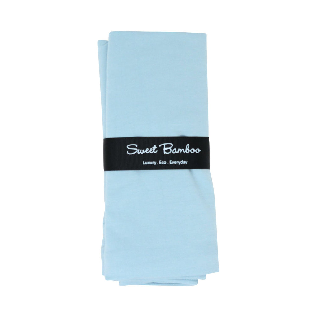 Swaddle - Bashful Blue - Sweet Bamboo