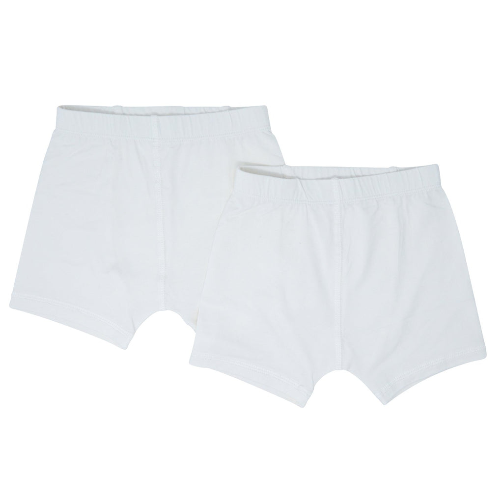 Underwear Brief Set - White/White Sweet Bamboo