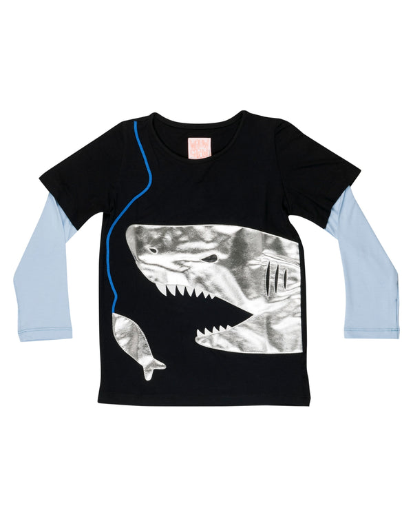 Fresh Shark t-shirt
