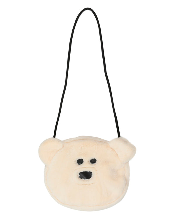 Cuddly shoulder bag