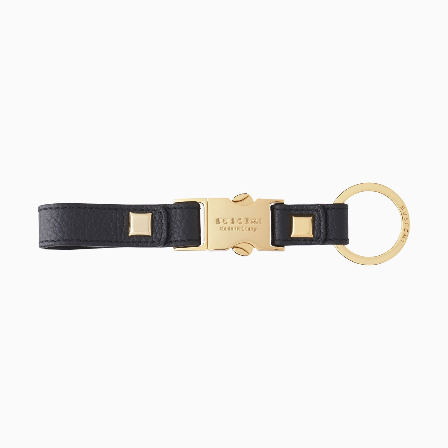 KEY-HOLDER CLIP | BLACK-Buscemi