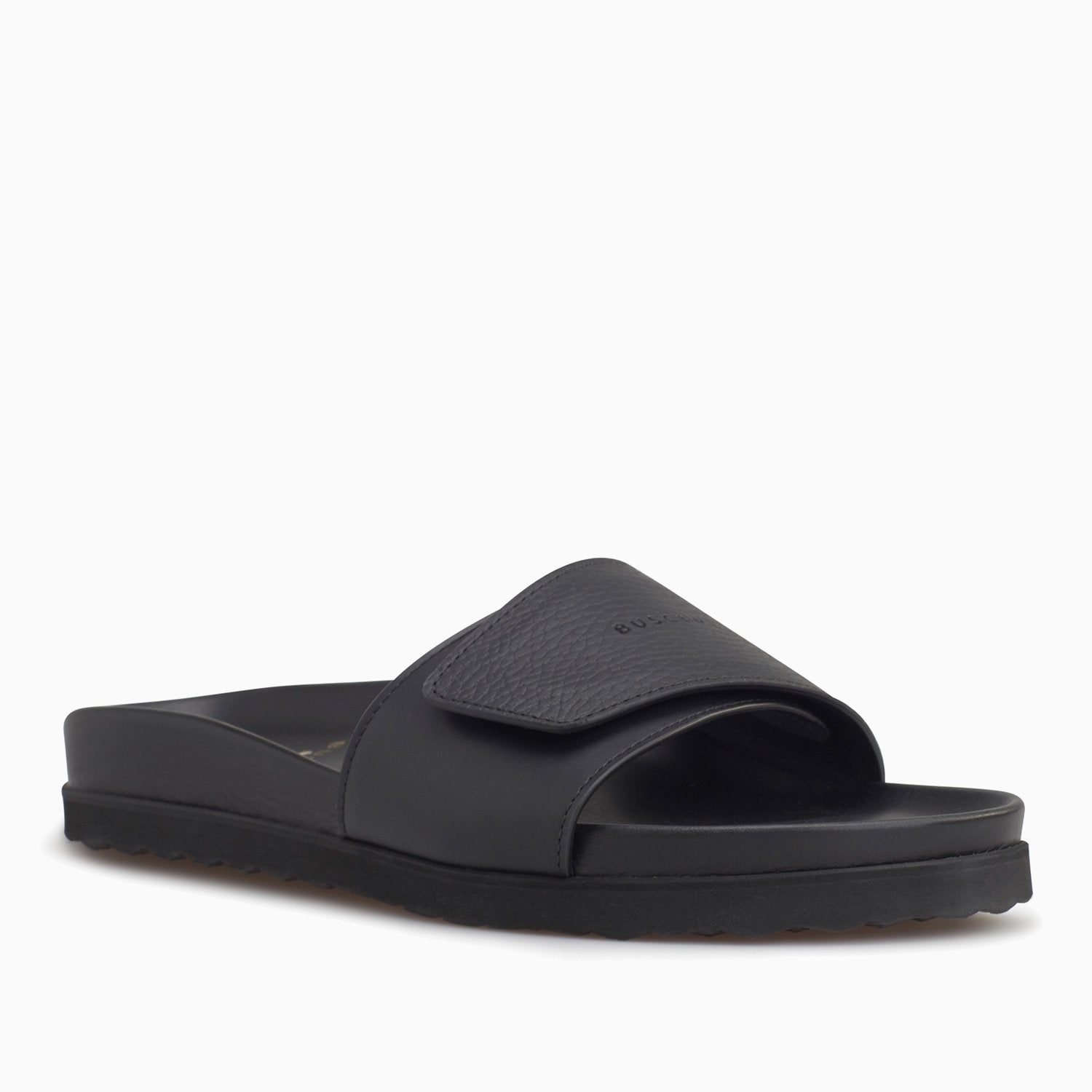 Women's Slides Scratch | Black-Buscemi