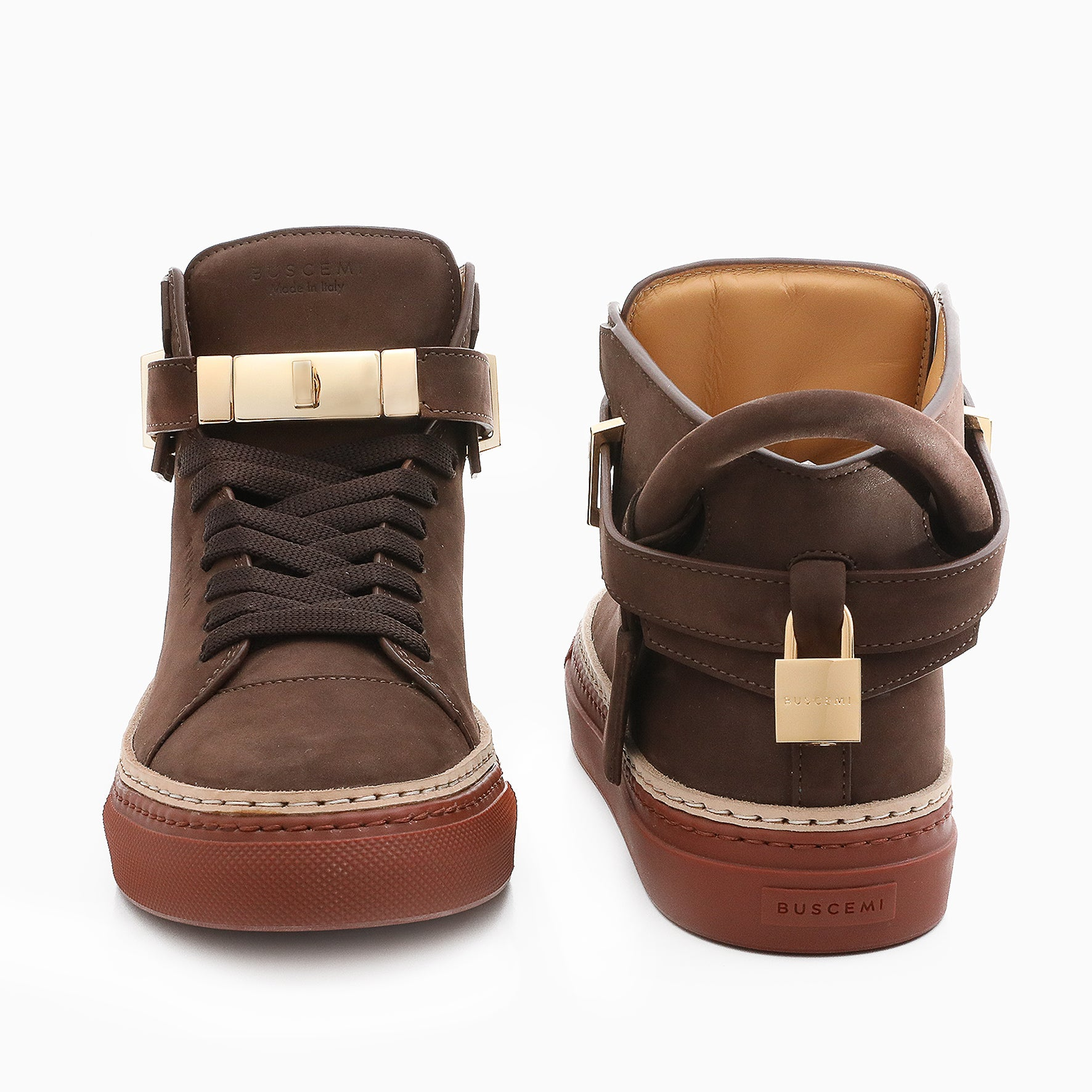 100MM Nubuk | Chocolate-Buscemi