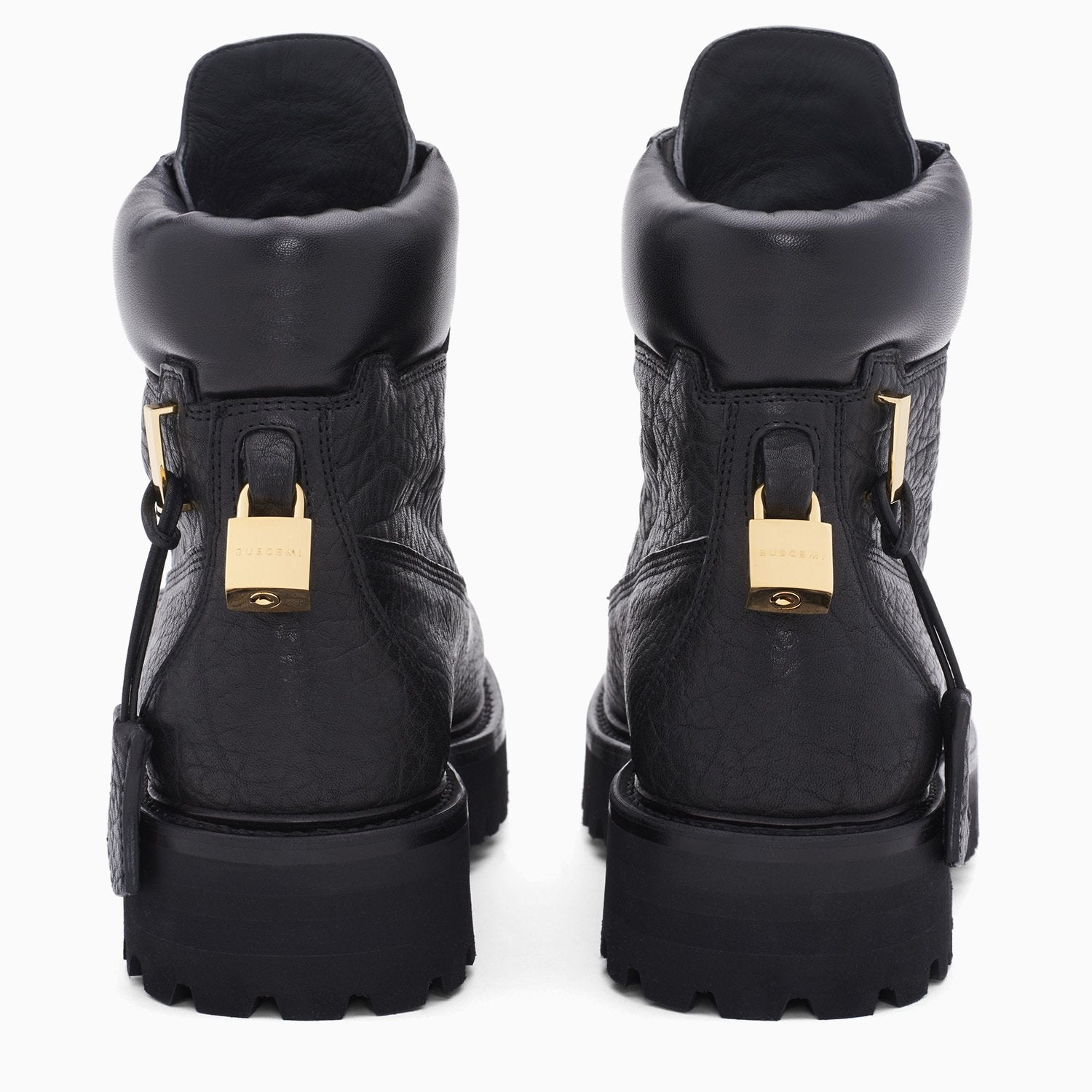 Site Boot | Black-Buscemi