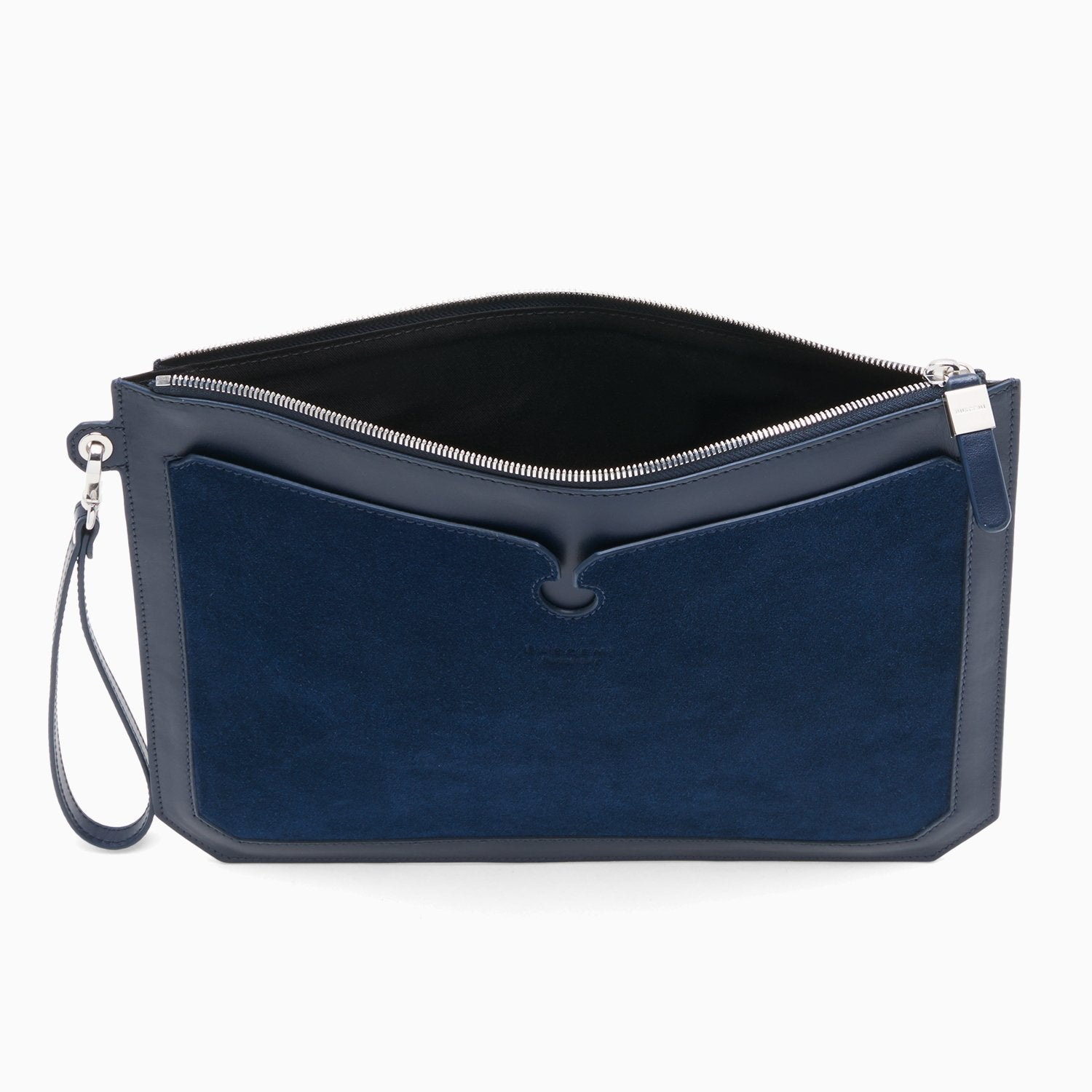 Front Pocket Pouch | Navy-Buscemi