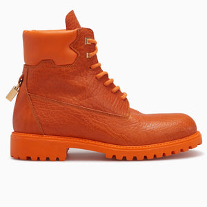 Site Boot | Orange-Buscemi