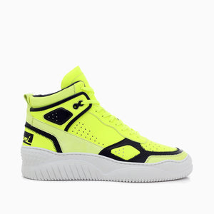 Basket | Neon Yellow-Buscemi