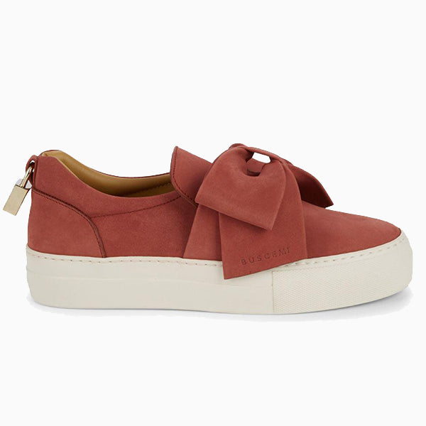 Womens 40MM Bow Nubuck | Litchi