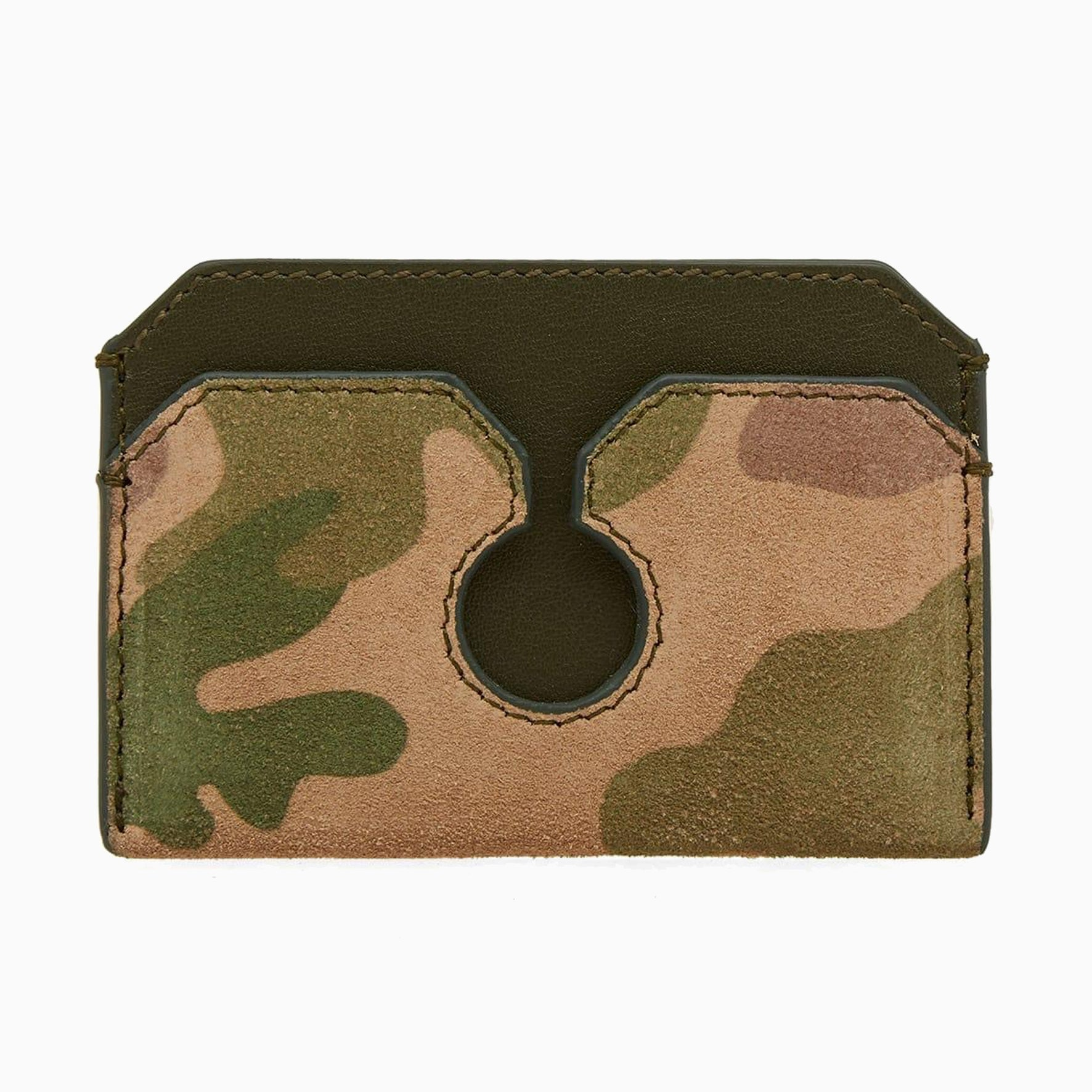 Front Pocket Wallet | Camou/Militare
