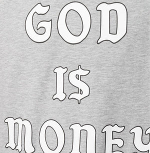 Money T-Shirt | Grey