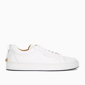 lyndon white low top Buscemi sneaker