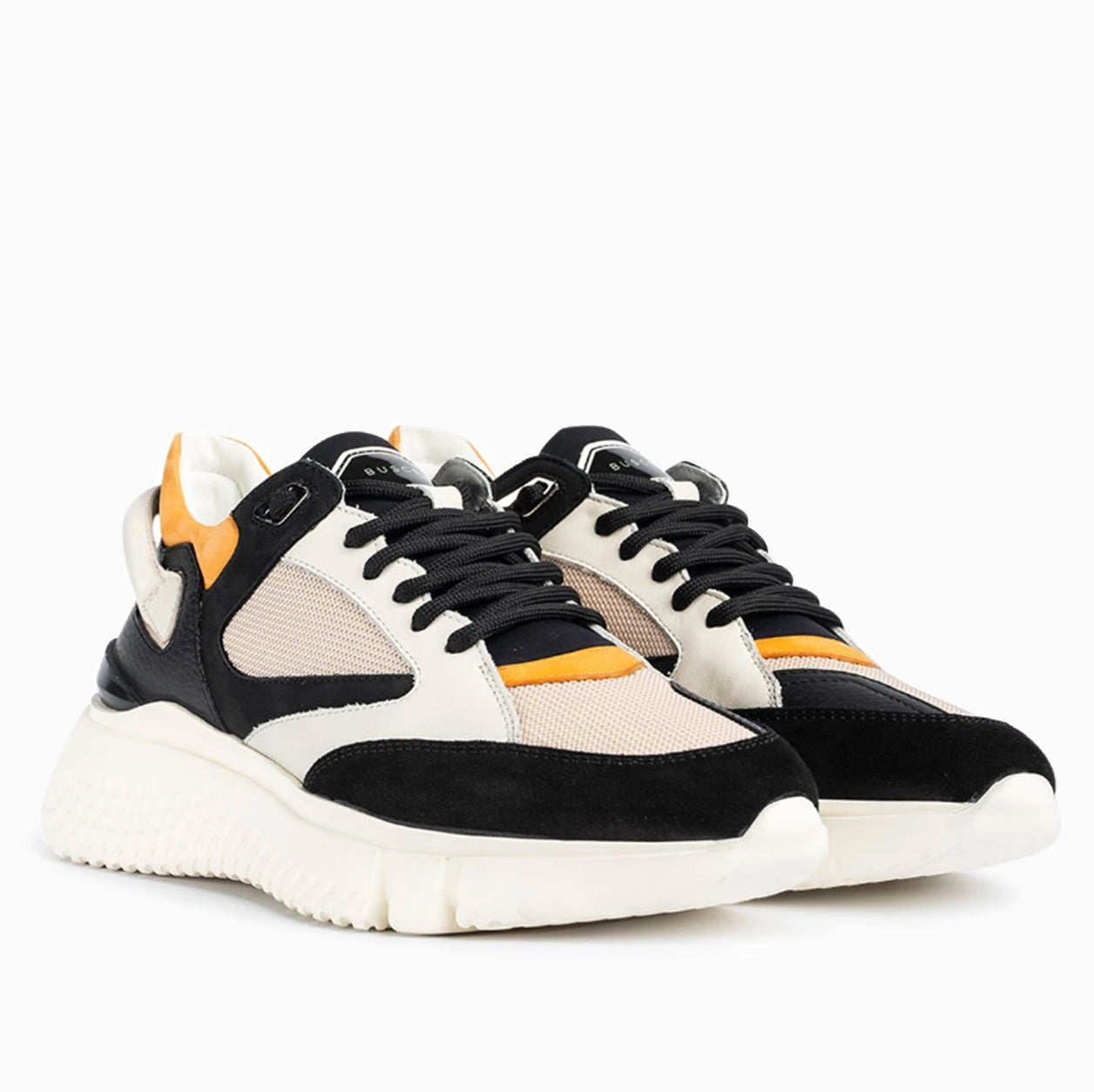 Veloce Mix | Black/Amber/White