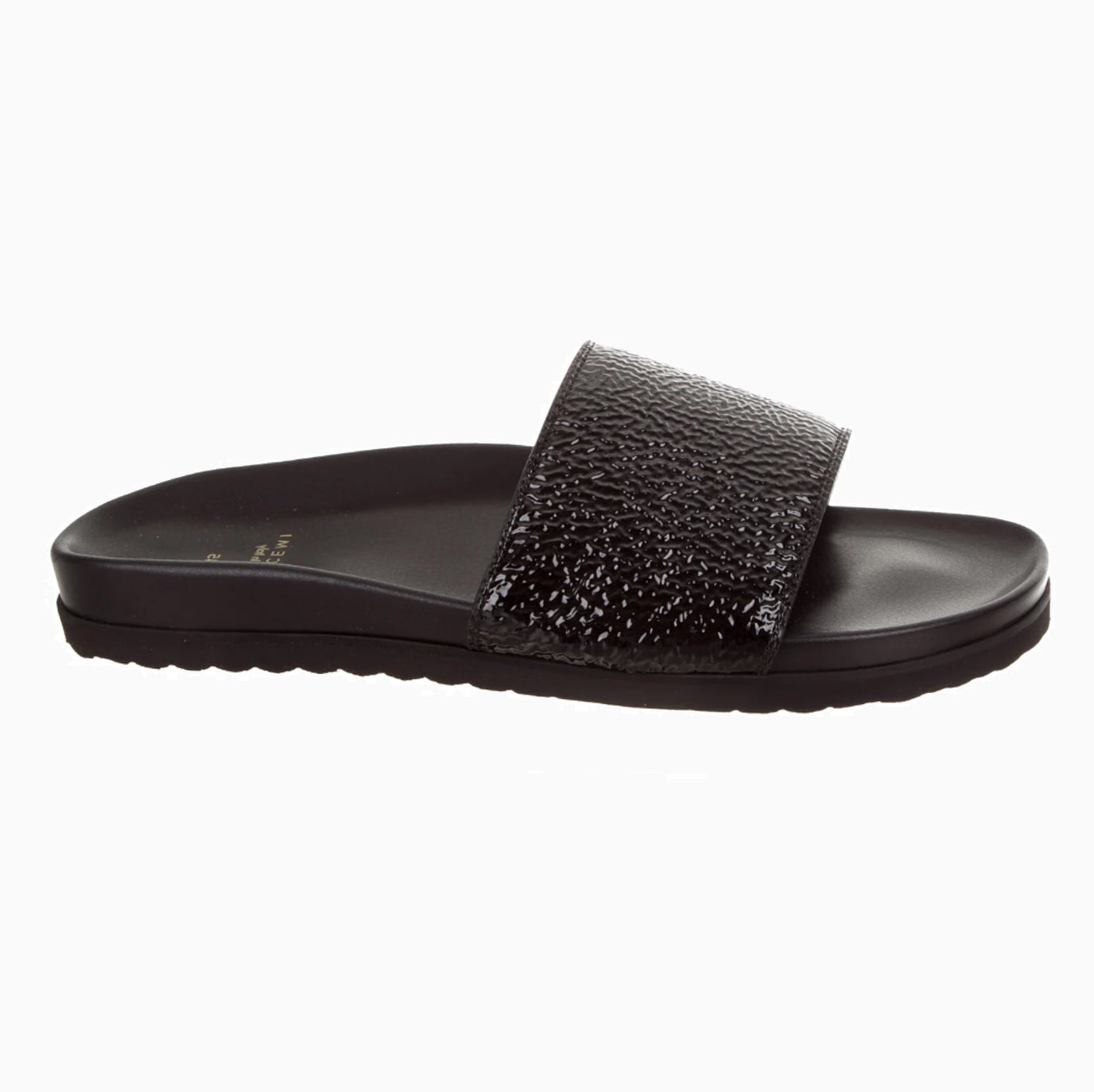 Women's Slides Naplak | Black-Buscemi