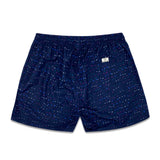 Anglesea Blue Boys Swim Trunks - Bondi Joe Swimwear