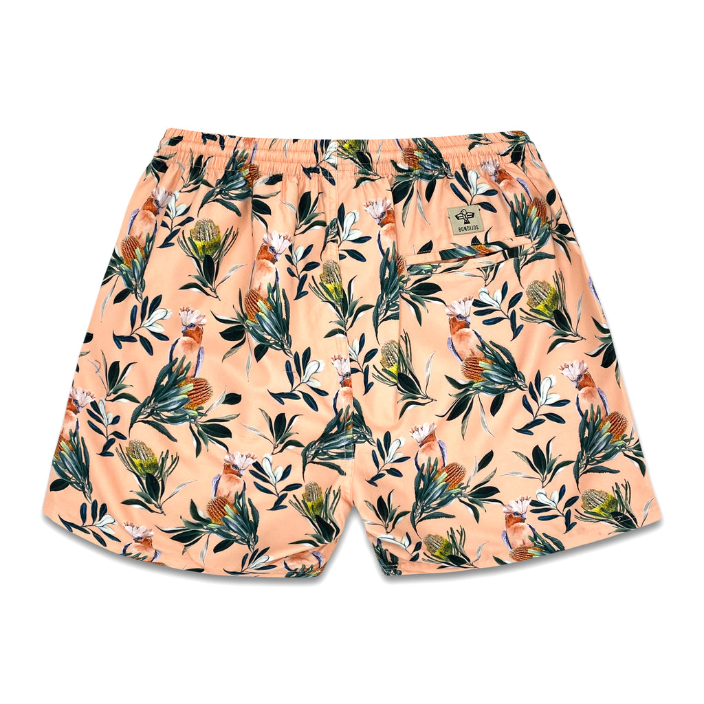 Banksia Mens Swim Trunk - Bondi Joe Swimwear