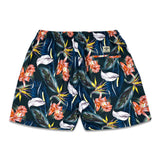 Roscoe Gray Mens Swim Trunk - Bondi Joe Swimwear