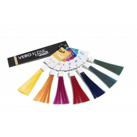 Joico Vero K-Pak Color Intensity Swatch