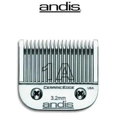 Andis Ceramic Edge Size 1A #3.2mm