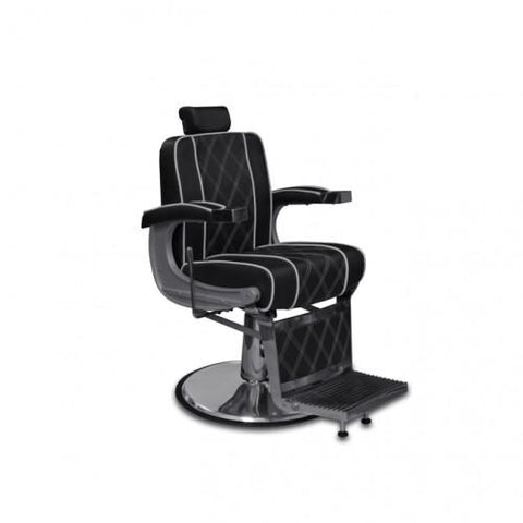 Hector Half Stitch NEW Design Barber Chair