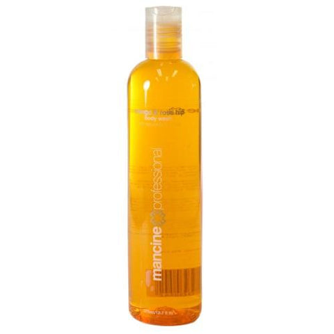 Mancine Mango and Rose Hip Body Wash 375 ml