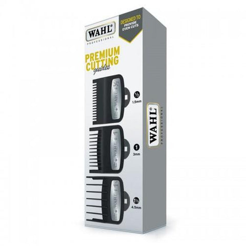 Wahl Premium Cutting Guides 3pack