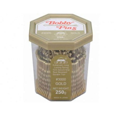 555 Bobby Pins 2 Inch Gold 250 gm
