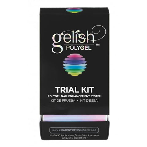 Gelish PolyGEL Trial Kit (up to 50 applications)