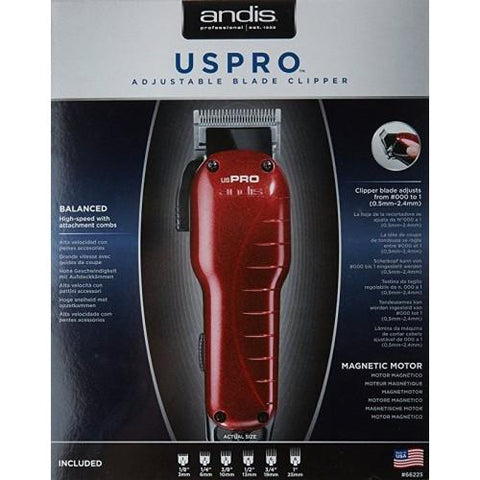 Andis US Pro Adjustable Blade Clipper