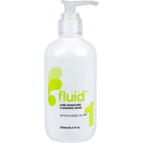 Fluid Lime Manicure Cleansing Soak No.1 250 ml