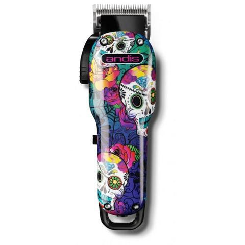 Andis Cordless US Pro Li Clipper - Sugar Skull
