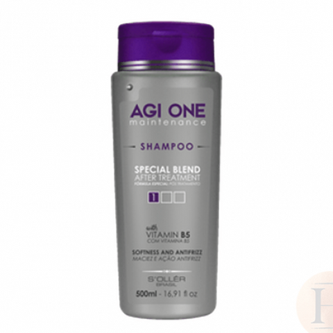 Agi One Maintenance Shampoo Special Blend 500ml