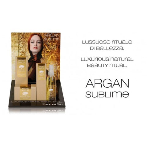 Farmavita Argan Sublime Shampoo 250ml