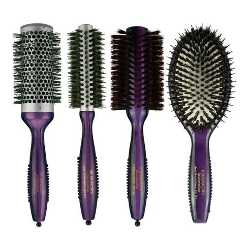 Brushworx Tourmaline Boar Bristle #BB-132
