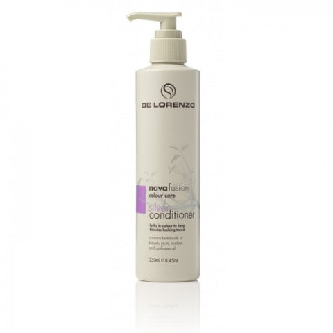 De Lorenzo Novafusion Silver Conditioner 250 ml