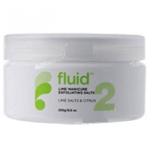 Fluid Lime Manicure Exfoliating Salts No.2 250 gm