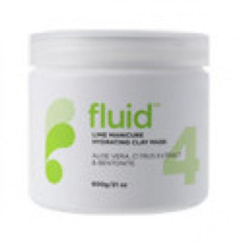 Fluid Lime Manicure Hydrating Clay Mask No.4 600 gm