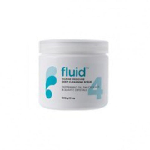 Fluid Marine Pedicure Deep Cleansing Scrub No.4 600 gm