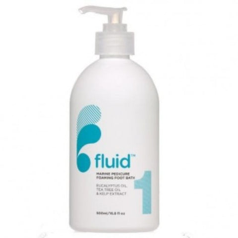 Fluid Marine Pedicure Foaming Foot Bath No.1 500 ml