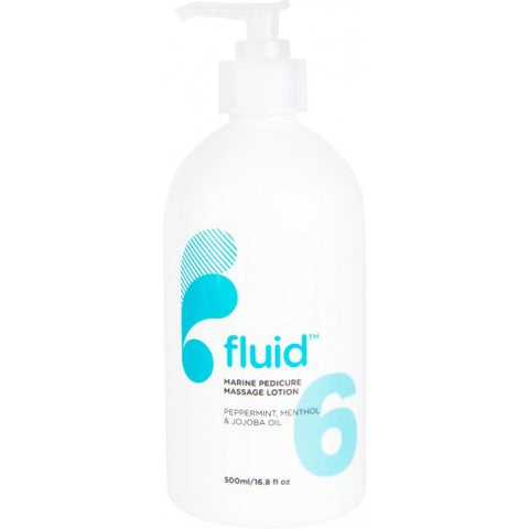 Fluid Marine Pedicure Massage Lotion No.6 500 ml