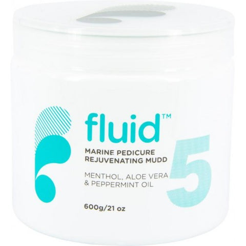 Fluid Marine Pedicure Rejuvenating Mudd No.5 600 gm