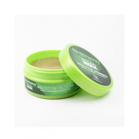 Gummy Styling Wax Matte Finish GREEN 150ml