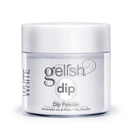 Gelish DIP Arctic Freeze 'WHITE' 105gm