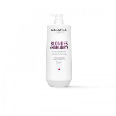 Goldwell Blondes and Highlights Conditioner 1 Litre