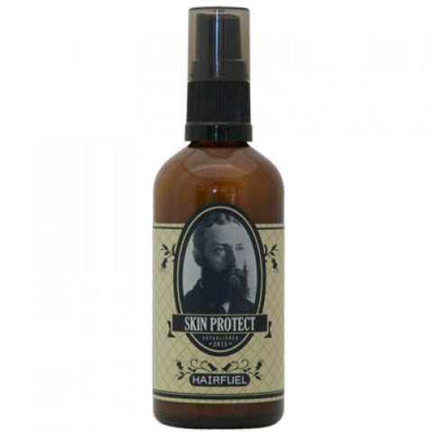 HairFuel Beard Skin Protect Moisturiser 100ml
