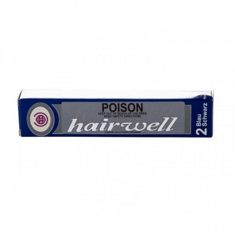 Hairwell No.2 Blue Black 20 ml