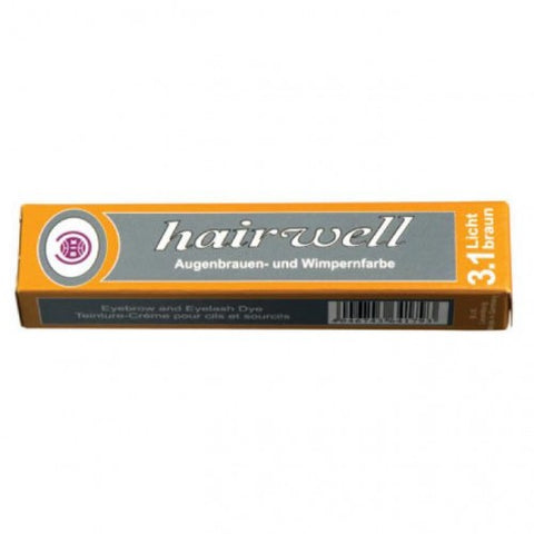 Hairwell No.3.1 Light Brown 20 ml