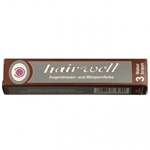Hairwell No.3 Natural Brown 20 ml