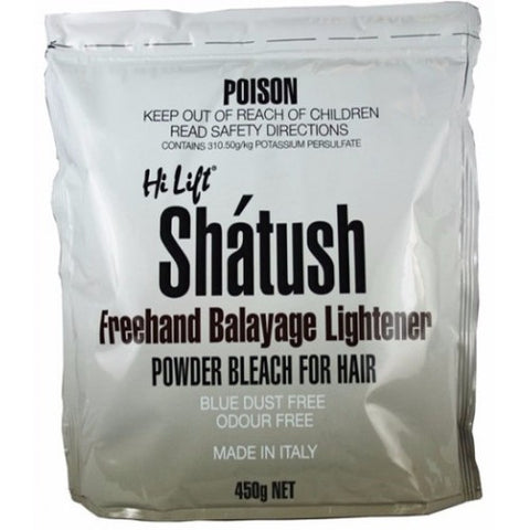 Hi Lift Shatush Freehand Balayage Lightener 450 gm